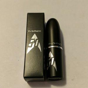 MAC Cosmetics Star Trek Kling it on lipstick BNIB